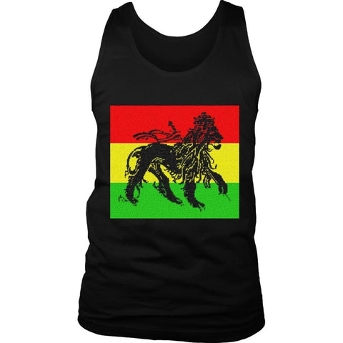 Cool Lion of Judah Men's Tank RLW554