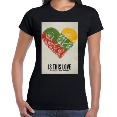Is this love women t-shirt RLW748