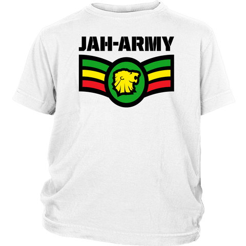 Jah Army Youth Shirt RLW1600