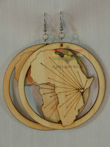 Wicked African Earrings RLW285