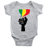 More Fire Baby Bodysuit RLW1219