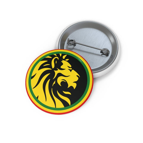 Lion of Judah Pin Buttons RLW2930