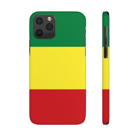 Rasta Case Mate Slim Phone Cases RLW2620