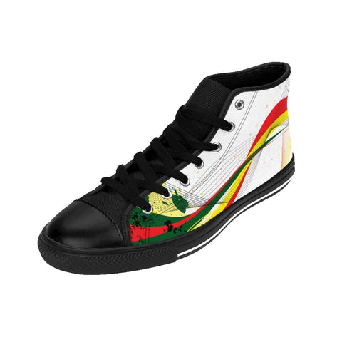Rasta Men's High-top Sneakers RLW1912