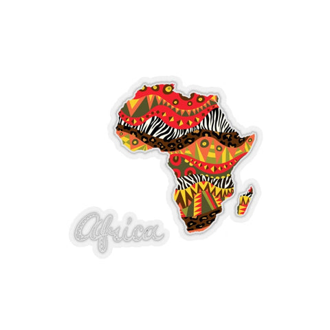 Africa Kiss-Cut Stickers RLW2468