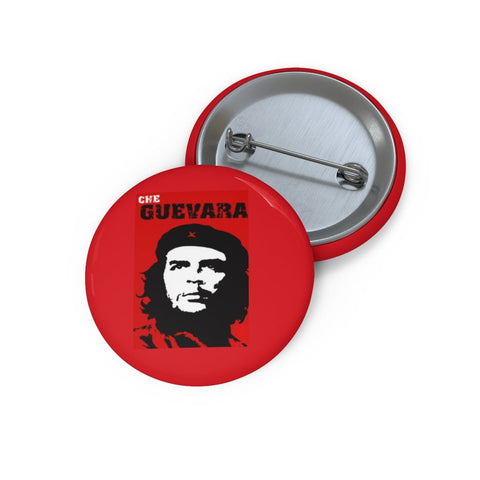 Che Guevara Pin Buttons RLW2936
