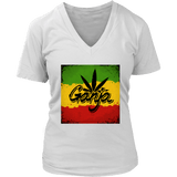 V-Neck Herb Ladies T-Shirt RLW1587