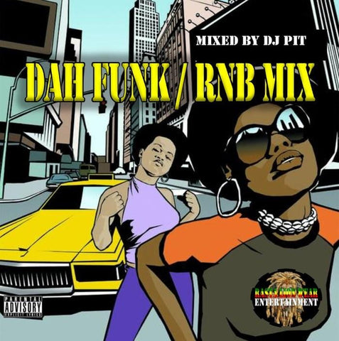 The Funk and rnb MIX by DJ PIT RLW355