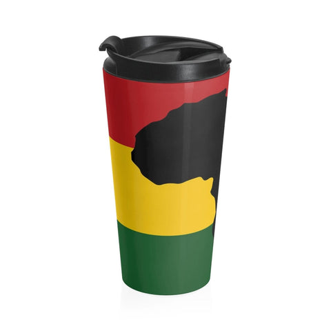 African Stainless Steel Travel Mug RLW2642
