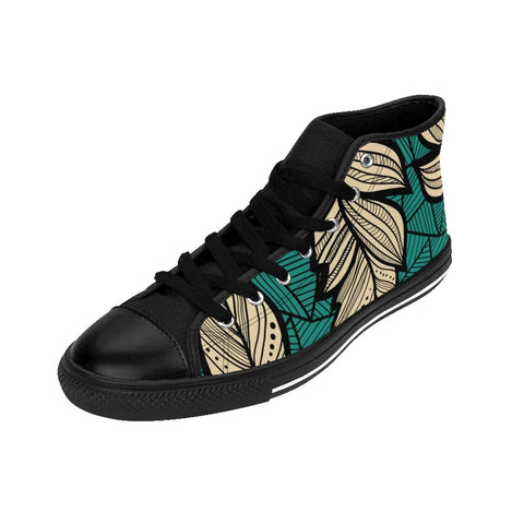 African print Women's High-top Sneakers RLW2094