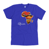 African map Men's t-shirt RLW1486