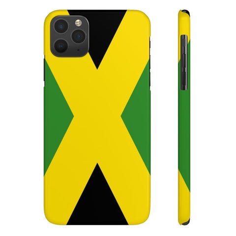 Jamaican flag Case Mate Slim Phone Cases RLW2624