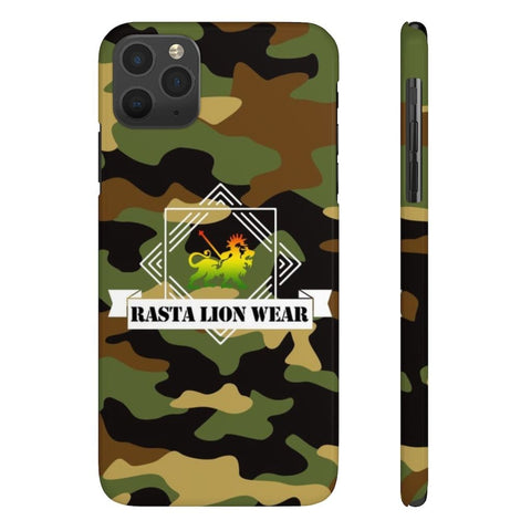 Rasta lion wear Case Mate Slim Phone Cases RLW2628
