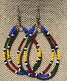 Maasai beads Earrings RLW2529