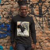 Marcus Garvey mens T-shirt RLW86