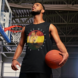 Rasta Lion Wear Vibes Original Mens Tank RLW544