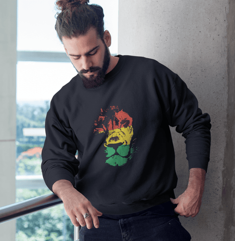 Lion of Judah Men's Sweatshirt RLW1710