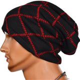 Unisex Knitted Slouchy/dreadlocks Hat RLW1484