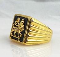 Marley style lion of judah ring RLW987