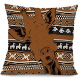 Dancing Woman Ethnic Cushion Cover African Style RLW1428