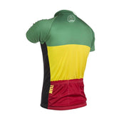 Rasta colour Bike Cycling Jersey / Wear / Clothing Breathable RLW1038