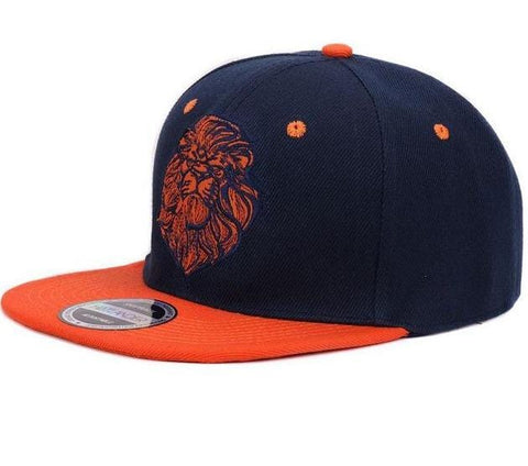 High quality lion face embroidery snapback RLW1350