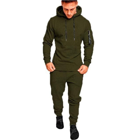 Men's Camouflage Tracksuit RLW2687