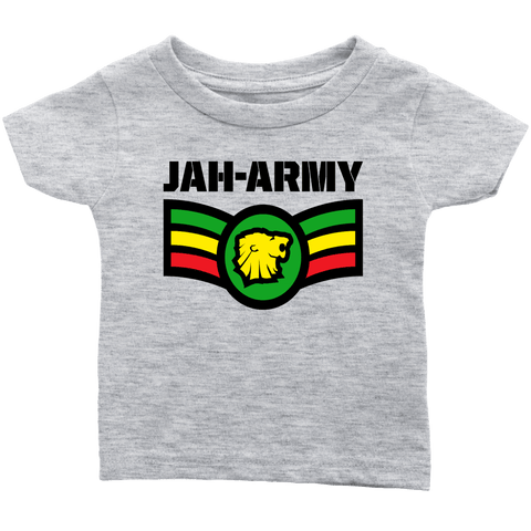 Jah Army Infant T-shirt RLW1015