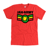 Jah Army Men's T-shirt RLW248