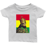 Haile Selassie Infant T-Shirt RLW822