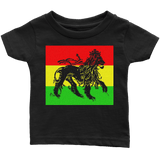 Cool lion of judah infant T-shirt RLW551