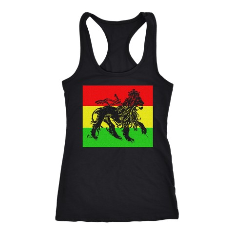 Cool Lion of judah ladies T-bank RLW552