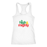 High and Mighty  Racerback women's Tank RLW811