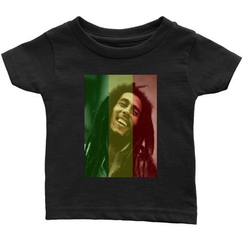 Cool Bob Marley Infant T-shirt RLW527
