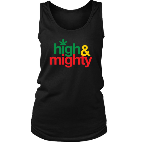 High and Mighty Women's Tank RLW812