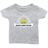 Original Rasta lion wear Infant t-shirt RLW581