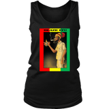 Blaze it Rastafarian women's Tank RLW517