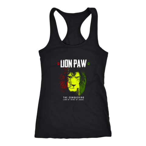 Lion Paw Ladies T-Back RLW846
