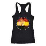 Rasta Lion Wear vibes Original Women's Tank RLW542
