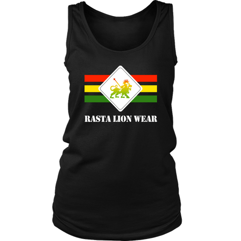 Rasta Lion Wear Original Women's Tank RLW534