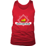 Original Rasta Lion Wear Men's Tank RLW583