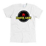 Rasta Lion Wear mens T-shirt RLW2510