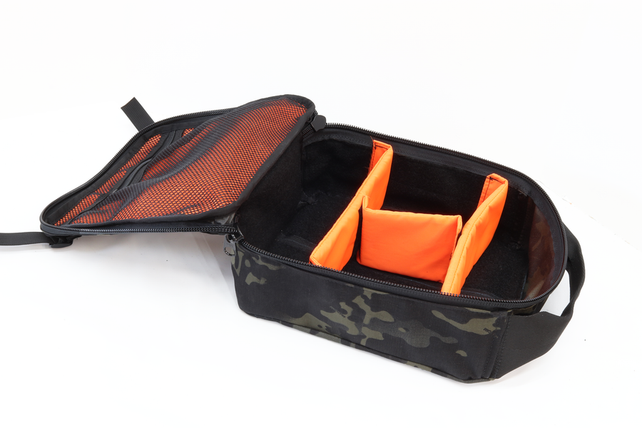 Qube Range/Camera Bag - Garage Built Gear