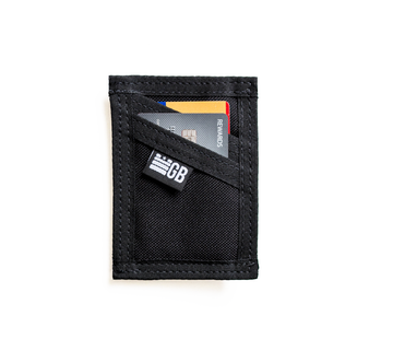 GB1 Front Pocket Wallet - Garage Built Gear