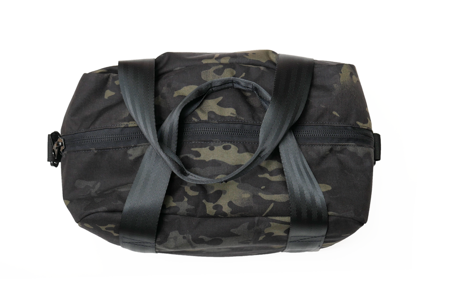 Gym Duffle Bag - Garage Built Gear