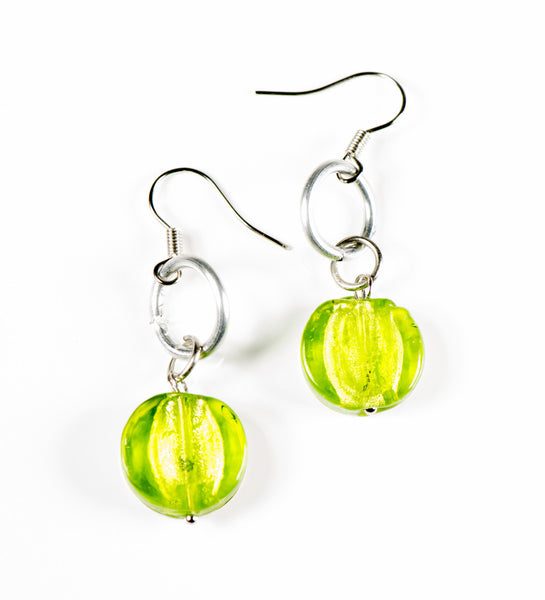 The Lime Odyssee earring...Click to see the description