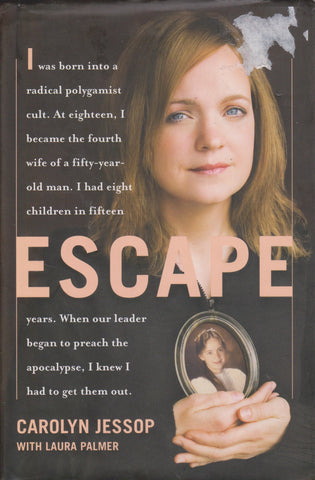 Carolyn Jessop - Escape