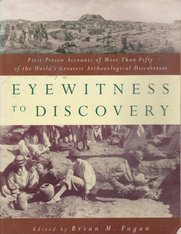 B. M. Fagan - Eyewitness to Discovery