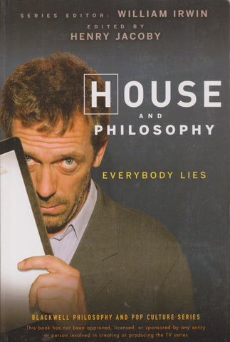 Henry Jacob - House and Philosophy: Everybody Lies