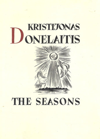 Kristijonas  Donelaitis - The Seasons